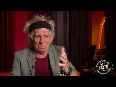 Ask Keith Richards: How did you first meet Merle Haggard?
