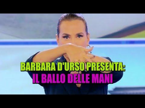 BARBARA D'URSO -