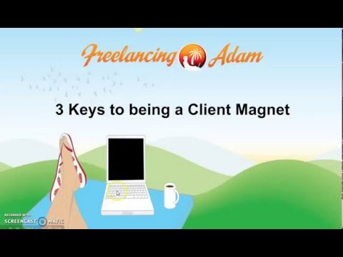 3 Keys to Being a Client Magnet