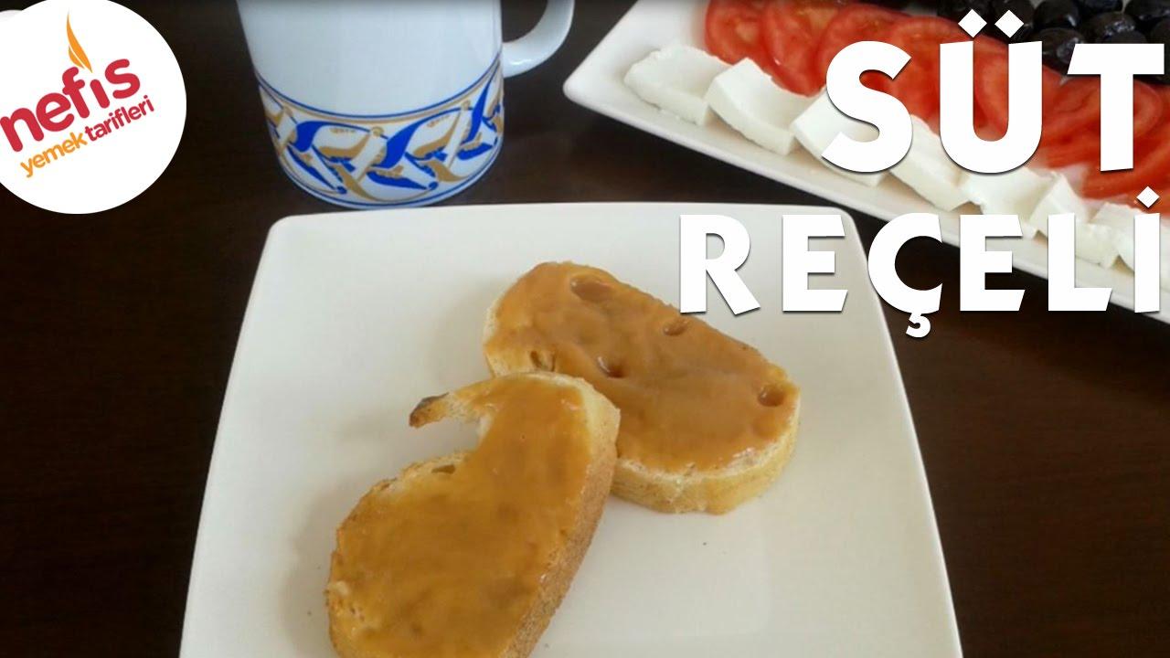 Cevizli Süt Reçeli Tarifi Videosu