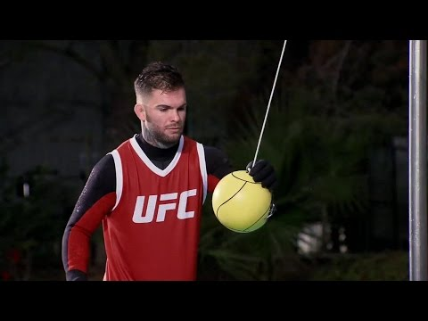 Garbrandt and Dillashaw face off in the coaches challenge | THE ULTIMATE FIGHTER