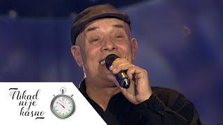 Milutin Sretenovic Sreta - What a wonderful world - (live) - Nikad nije kasno - EM 11 - 03.01.16.