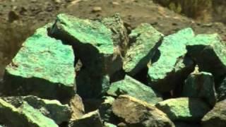 Mujer lucha hasta tener su propia mina de cobre en Chile