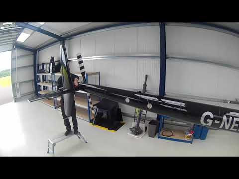 Robinson R44 2200 Hour Overhaul - GNELS - Disassembly