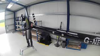 Video Robinson R44 2200 Hour Overhaul - GNELS - Disassembly download MP3, 3GP, MP4, WEBM, AVI, FLV Mei 2018