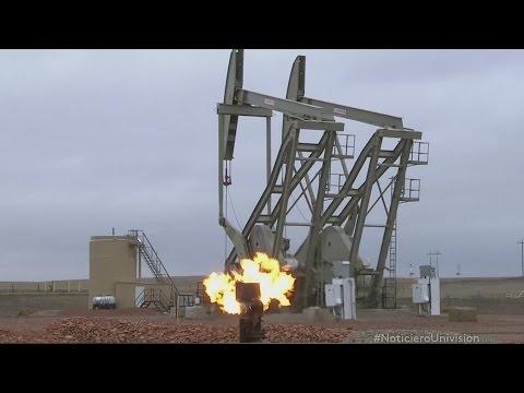 Dakota del Norte se convierte en la zona con mayor producción de petróleo