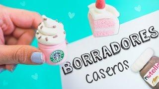 Cómo hacer BORRADORES CASEROS #RetoCrafty PARTICIPA ✄ Craftingeek