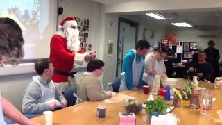 Santa Comes To Pcp