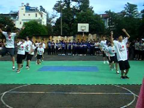 Aerobics 12a3 THPT Bảo Lộc 2011