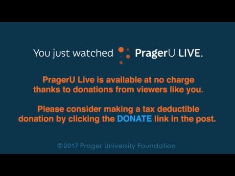 PragerU Live: Andrew Klavan (6/29/17)