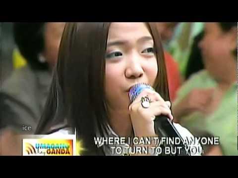 Charice on Umagang Kay Ganda — 'Always You'