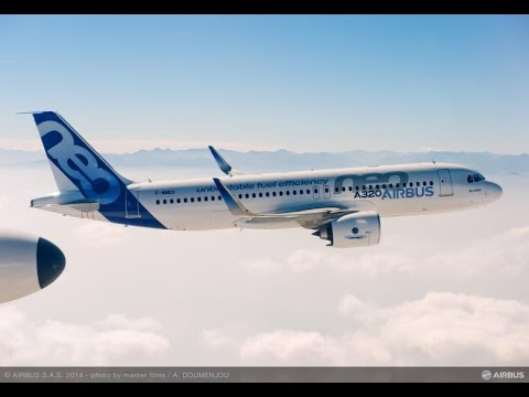 Airbus A320 Story Continues: A320neo Production