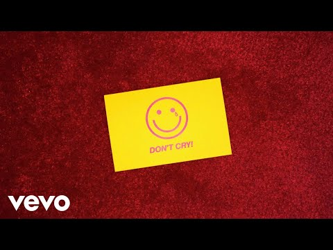 COIN - Don't Cry, 2020 (Audio)