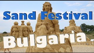 Sand Festival - Burgas, Bulgaria