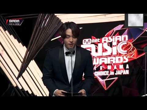 BTS | Favorite Dance Artist Male | MAMA In Japan 2018 | Park Jimin (BTS)