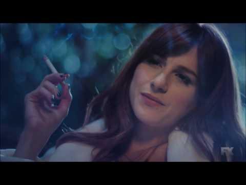 Aya Cash Smoking