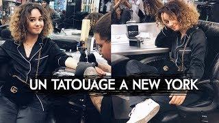 JE ME FAIS TATOUER À NEW YORK || Léna Situations