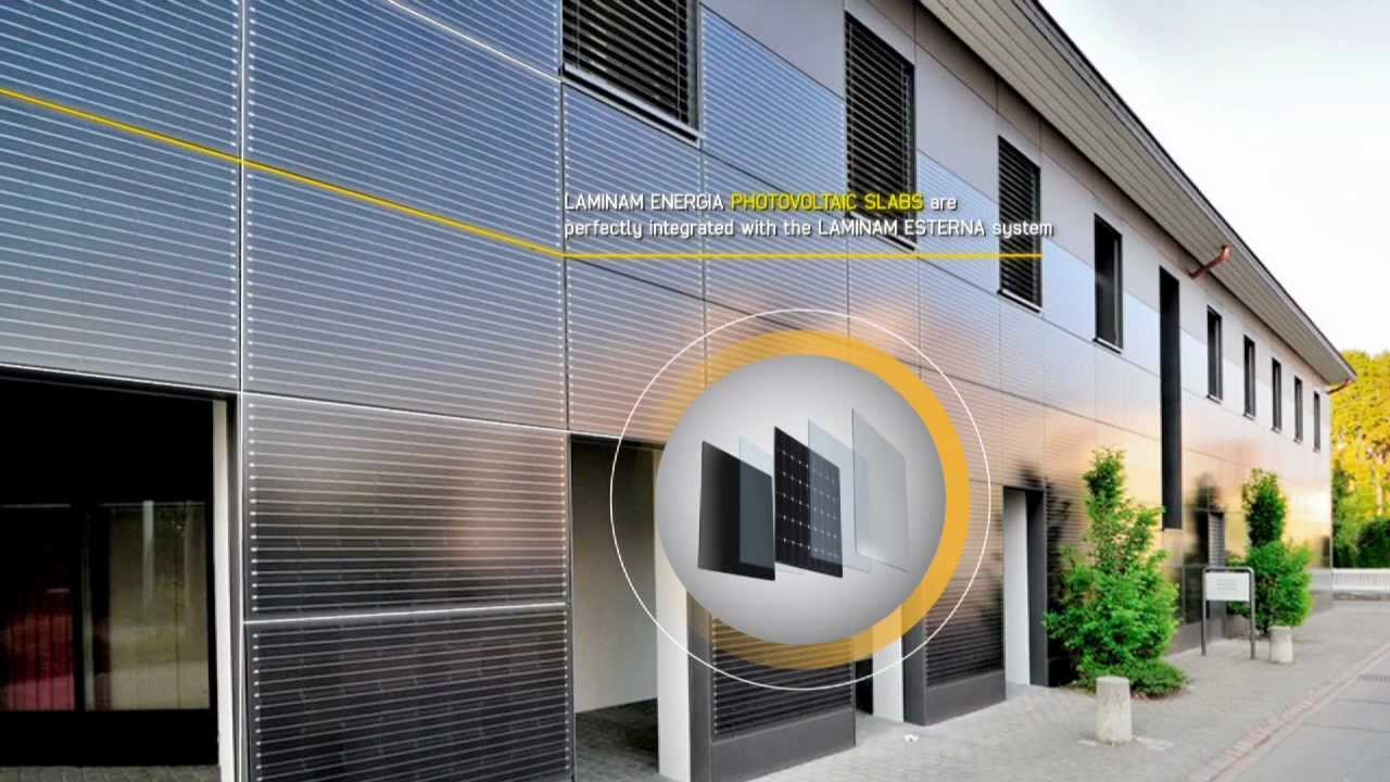 exterior cladding ventilated facades using laminam youtube