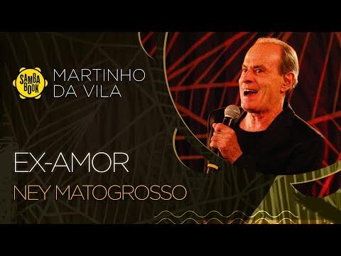 Ney Matogrosso canta