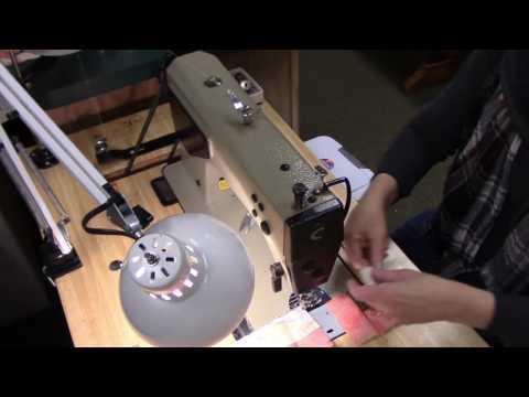 Jordan Fabrics The Sewing Machine I Use