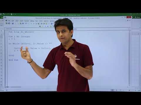 Excel VBA - Do While