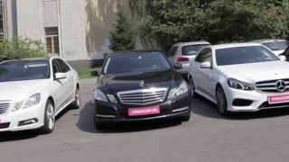 Аренда авто в Москве Mercedes / Мерседес 212 дорестайлинг черный(, 2016-01-21T15:07:00.000Z)