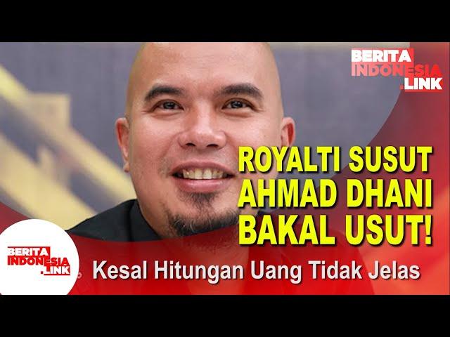 Ahmad Dhani Dalam Kegelisahan Uang Royalti