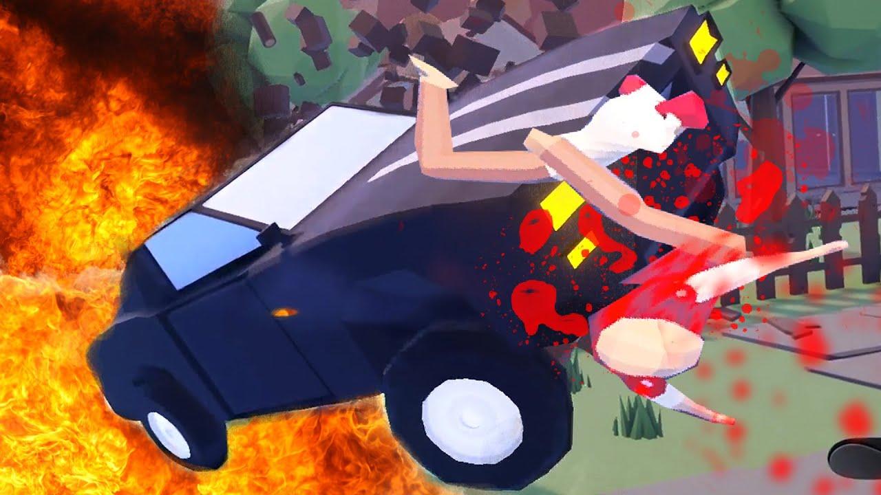 Garbage Day – KILLING SPREE SIMULATOR ★ Let's Play Garbage Day (Garbage Day Gameplay)