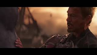 Avengers Infinity War: Ironman vs Thanos Markiplier Voiceover (Endgame Hype)