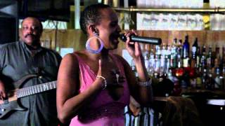 "Mz. Freda: Performing ""DR. FEELGOOD""(Aretha Franklin Cover)"