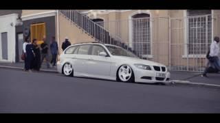 Bagged BMW E91 Wagon - Cape Town Gardens | CSAir