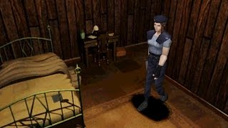 Trix Plays Resident Evil - 5 (Jill) - [Guard House]