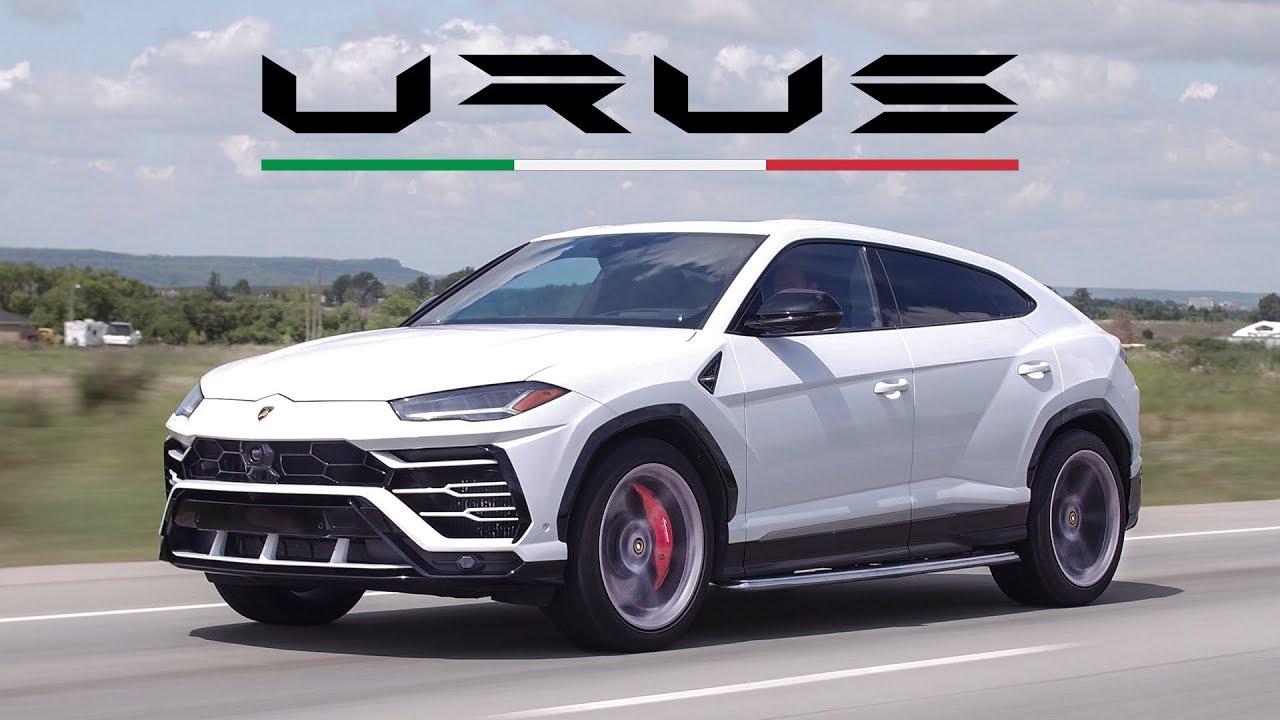 Range Rover Suv >> 2019 Lamborghini Urus Review - Is It A Real Lamborghini ...