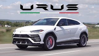 2019 Lamborghini Urus Review - Is It A Real Lamborghini? Yes
