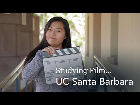 Creating Your Future: UCSB Department of Film and Media Studies