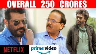 Viswasam VS Petta: Trackers சொல்லுவது உண்மையா? - Dhananjayan Reveals Secrets