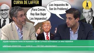 ¡Agustin Etchebarne Contra Un Keynesiano Que Dice Que Los Altos Impuestos No Son Un Problema!