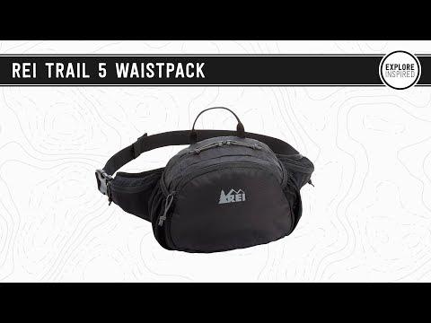 REI Trail 5 Waistpack Review