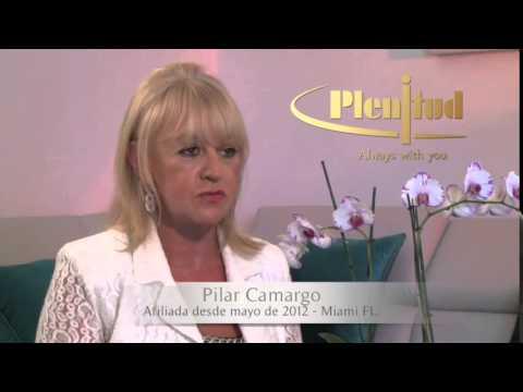 Plenitud Funeral Homes, testimonio Pilar Camargo.
