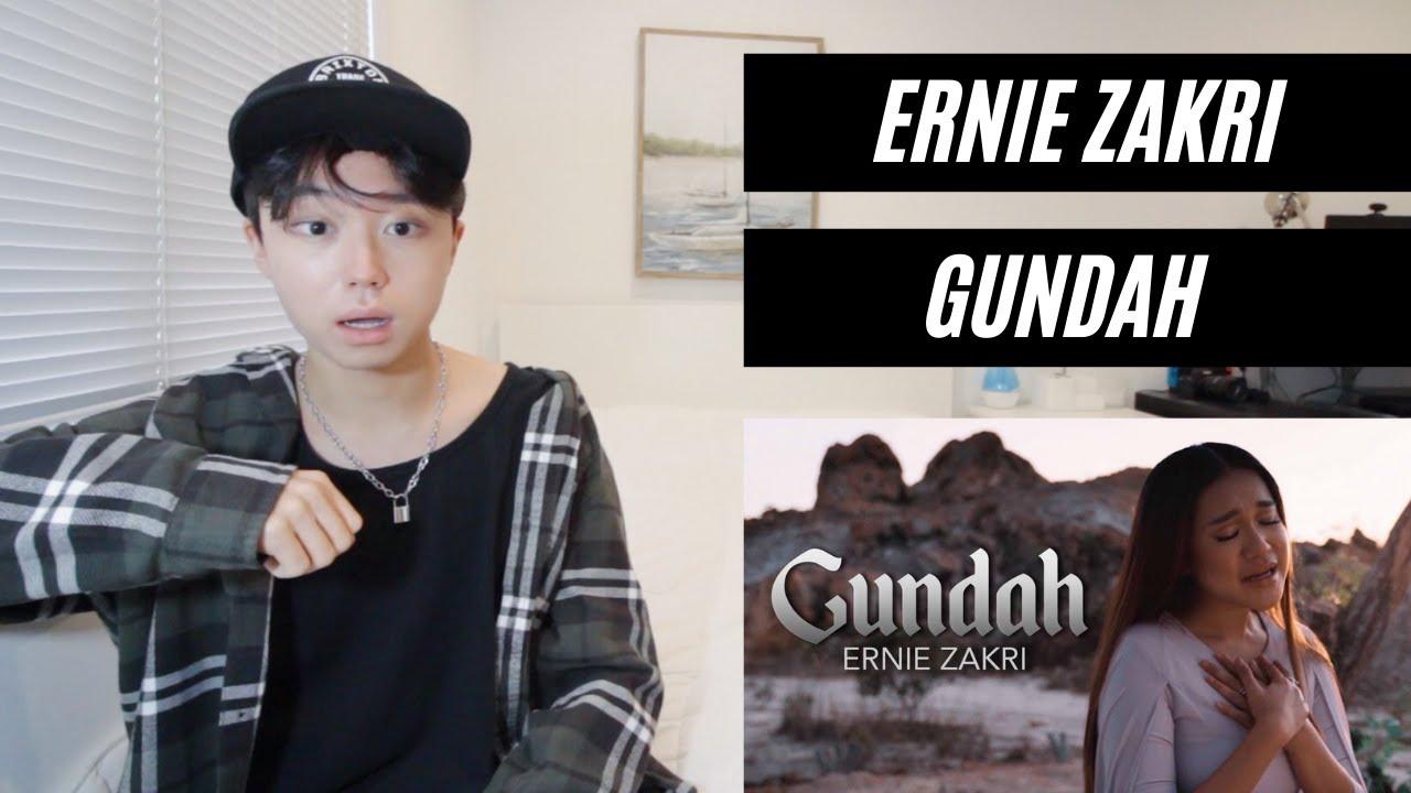 Download Ernie Zakri - Gundah [Official Music Video] REACTION