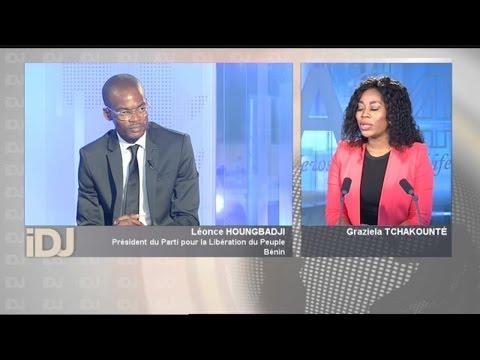 L'INVITE DU JOUR - Bénin : Léonce Houngbadji , Président du Parti pour la Libération
