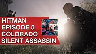"HITMAN: Episode 5 Walkthrough ""Freedom Fighters"" Silent Assassin"