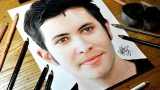 Drawing Toby Turner (Tobuscus)