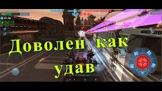 War Robots игра на  Black Shark 3