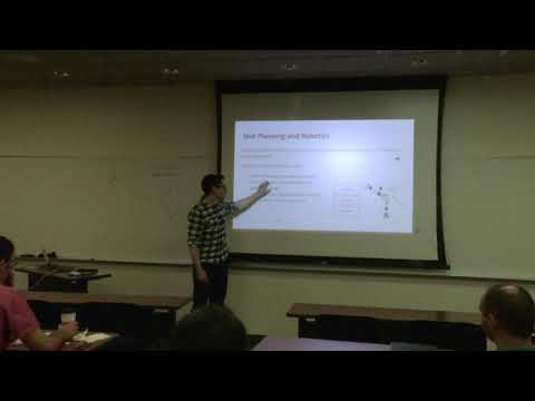 ICAPS 2019: Tutorial on AI Planning for Robotics with ROSPlan by Michael Cashmore, Daniele Magazzeni