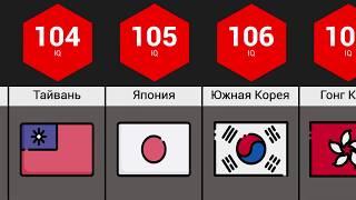 Сравнение IQ Страны Мира