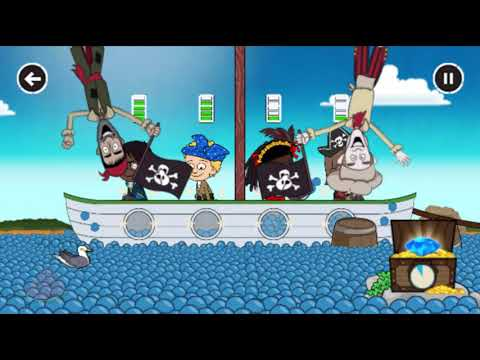 Swashbuckle Pirates CBeebies