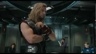 Marvel's The Avengers Featurette - Threat