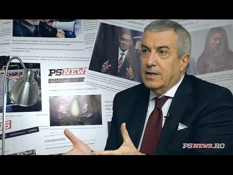 Calin Popescu Tariceanu, despre Romania cu Dan Bucura