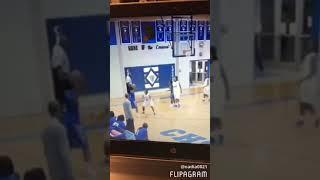 Nadia Estelle Basketball Highlights
